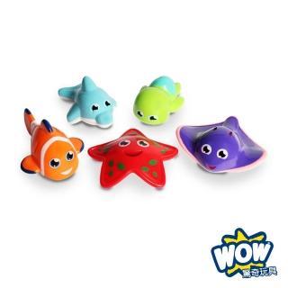 【WOW TOYS】小玩偶 - 玩水好朋友