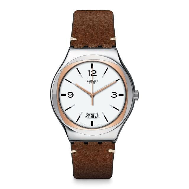 【SWATCH】金屬系列手錶