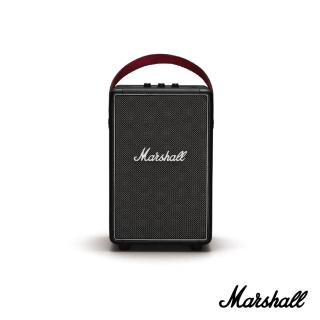 【Marshall】Tufton 攜帶式藍牙喇叭(經典黑)
