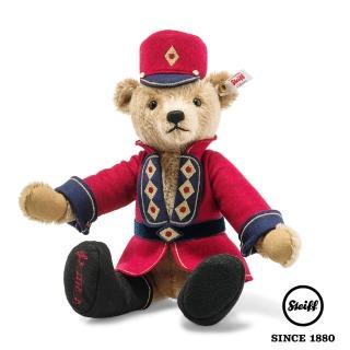 【STEIFF】胡桃鉗音樂熊 Nutcracker Teddy Bear(限量版)