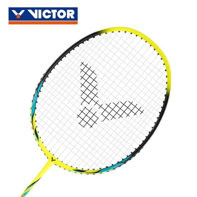 【VICTOR】突擊穿線拍-羽毛球拍 勝利 羽球(TK-811CL)
