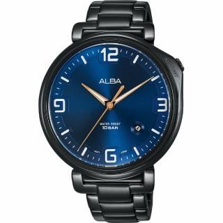 【ALBA】雅柏 Tokyo Design 原創情人節限定手錶-42mm(VJ42-X270SD  AS9H47X1)