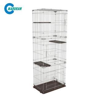 【Marukan】超高三層貓籠(CT-323)
