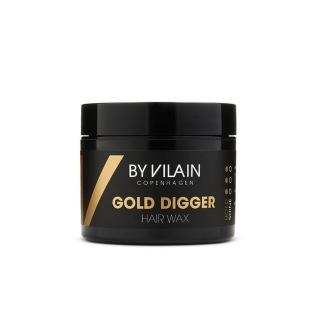 【By Vilain】無光澤髮蠟 65ml(Gold Digger)