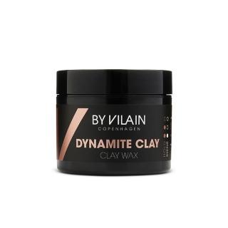 【By Vilain】無光澤凝土髮蠟 65ml(Dynamite Clay)