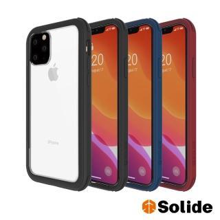 【SOLiDE】維納斯 iPhone 11 Pro Max 軍規防摔手機殼(iPhone 11 Pro Max 6.5吋)