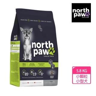 【northpaw野牧鮮食】無榖小型犬狗飼料5.8KG(飼料)
