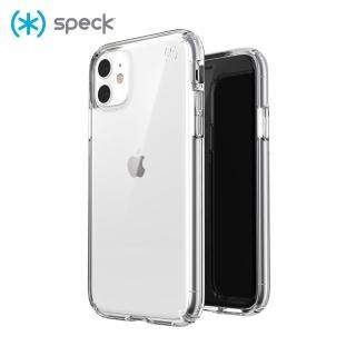【Speck】iPhone 11 6.1吋 Presidio Stay Clear 抗菌透明防摔保護殼(保護殼)
