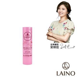 【法國LAINO芭朵集團】然諾草莓香水護唇膏4g(1入)