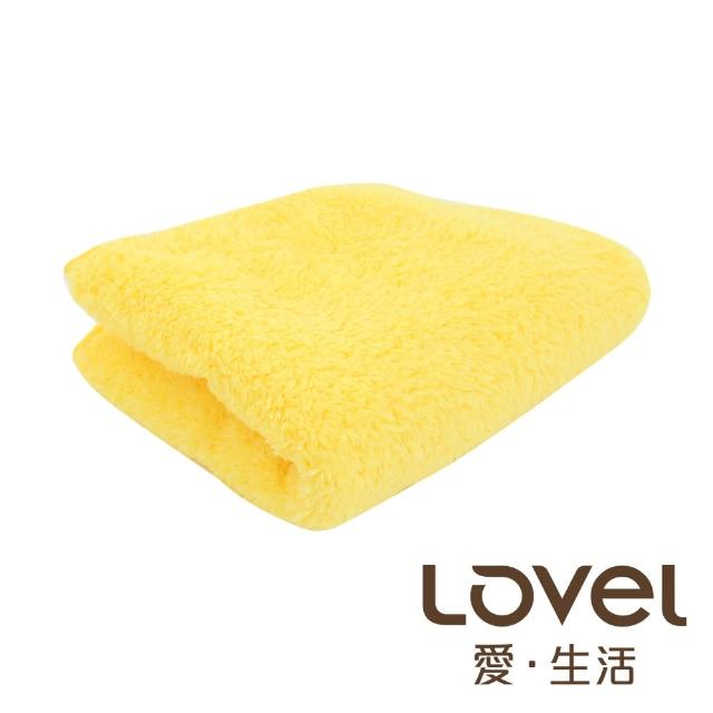 【LOVEL】全新升級第二代馬卡龍長絨毛纖維毛巾(共3色)/