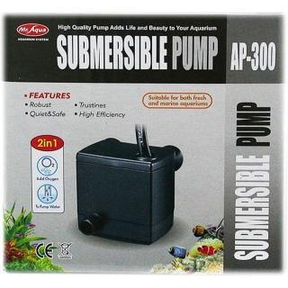 【MR.AQUA】小型水族缸適用靜音式沉水馬達AP-300