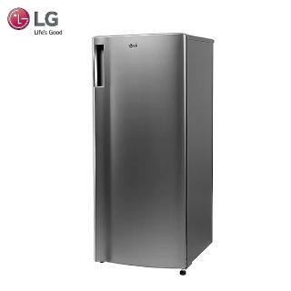 【LG 樂金】10/4-31滿額登記回饋8%★191公升◆二級能效變頻單門冰箱◆精緻銀(GN-Y200SV)