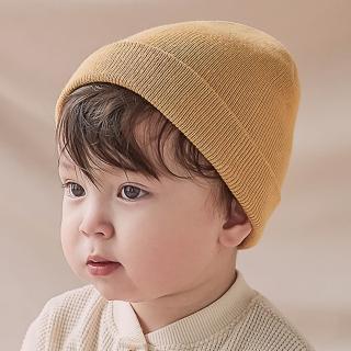 【Happy Prince】韓國製 百搭Beanie嬰兒毛帽-多色(寶寶帽童帽保暖)