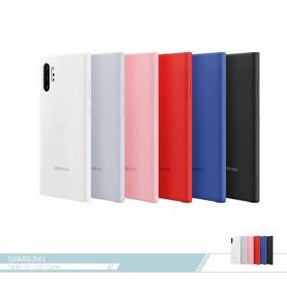 【SAMSUNG 三星】原廠Galaxy Note10+ N975專用 薄型背蓋-矽膠材質(公司貨)