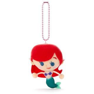 【Disney 迪士尼】Disney Toy Company 擦擦吊飾 艾瑞兒(人偶 吊飾)