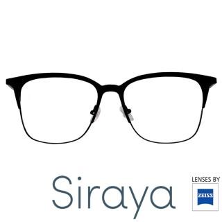 【Siraya】『簡約輕量』Siraya 鈦金屬光學眼鏡 LAKI鏡框