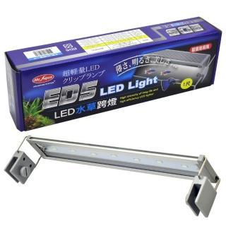 【MR.AQUA】水草LED節能省電超輕量水族跨燈一尺