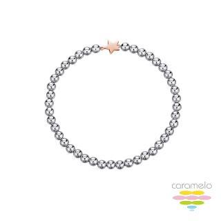 【彩糖鑽工坊】925純銀鍍玫瑰金