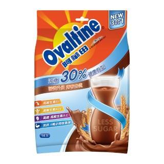【阿華田】減糖巧克力營養麥芽飲品(31gX14入)