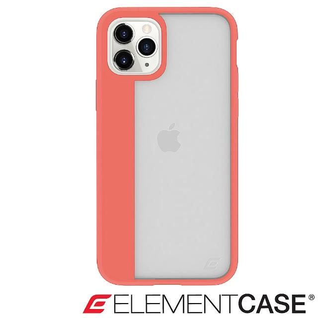 【Element Case】iPhone 11 Pro Illusion(輕薄幻影軍規殼 - 珊瑚橘)