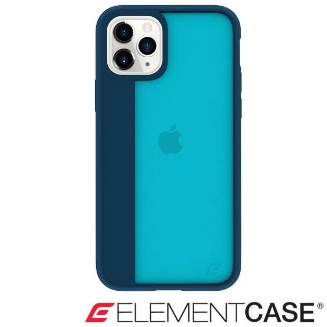 【Element Case】iPhone 11 Pro Max Illusion(輕薄幻影軍規殼 - 深藍)