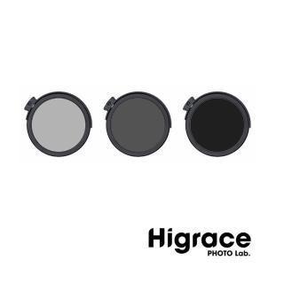 【Higrace】HD MRC 投入式 ND32CPL 95mm 濾鏡(公司貨)