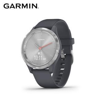 【GARMIN】vivomove 3s 指針智慧腕錶(錶徑 39mm)