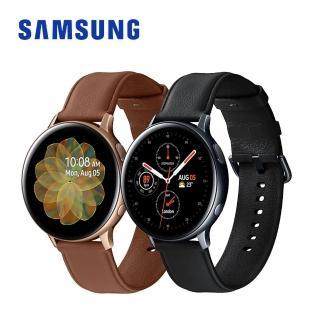 【SAMSUNG 三星】Galaxy Watch Active2 R820 44mm 不鏽鋼(藍牙)