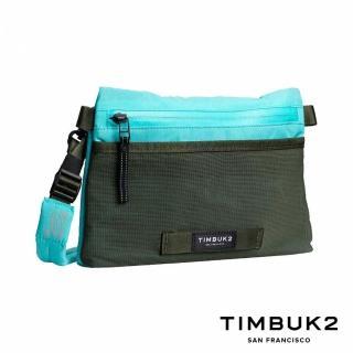 【Timbuk2】Sacoche Bag 單肩隨身小物包(藍綠)