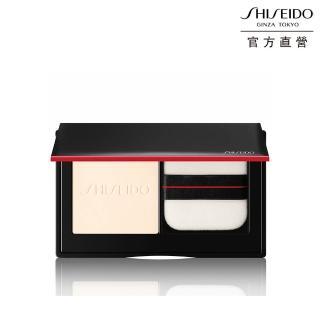 【SHISEIDO 資生堂國際櫃】超進化柔焦蜜粉餅10g