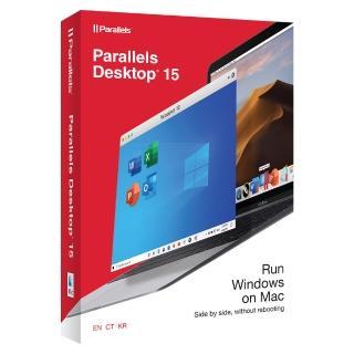 【Parallels】Parallels Desktop 15 for Mac(標準版)