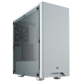 【CORSAIR】Carbide 275R 電競機殼(白)+【振華】LEADEX III 650W 金牌全模組 電源供應器