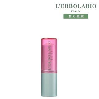 【L'ERBOLARIO 蕾莉歐】玫瑰保濕護唇膏5.5ml