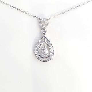 【光彩鑽石】芙蓉美人項鍊