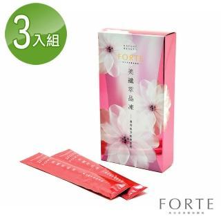 【FORTE】台塑生醫美纖萃晶凍10包超值3入組
