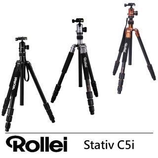 【Rollei】Stativ C5i 4合一功能球型雲台三腳架
