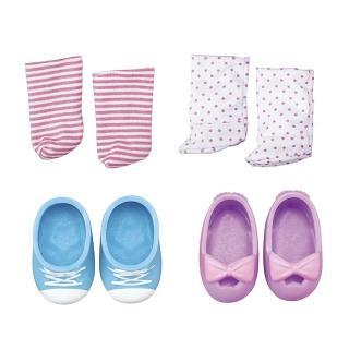 【小美樂】小美樂娃娃 購物鞋子組(女孩 家家酒)