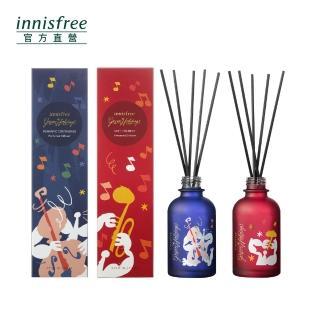【innisfree】居室擴香(2019綠色聖誕-二種香味)