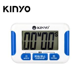 【KINYO】電子式計時器數字鐘(TC-5)