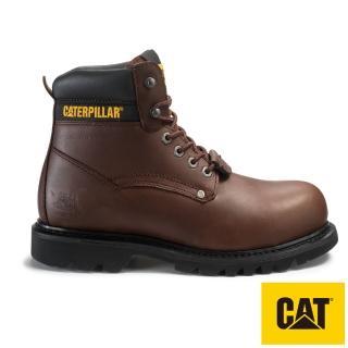【CAT】COMBUSTION 重磅鋼頭工作靴(CA701130)