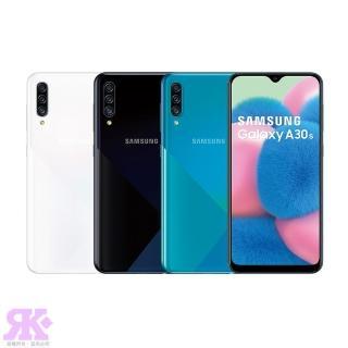 【SAMSUNG 三星】Galaxy A30s 4G+128G 智慧手機(贈空壓殼+鋼化保貼)