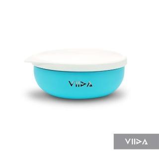 【VIIDA】Souffle 抗菌不鏽鋼餐碗(官方直營)