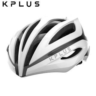 【KPLUS】單車安全帽S系列公路競速-SUREVO Helmet-白色