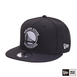 【NEW ERA】9FIFTY 950 GOLWAR BLK/WHT 勇士 棒球帽(黑)