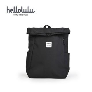 【hellolulu】MINI TATE 迷你多功能後背包-黑(50149-01)