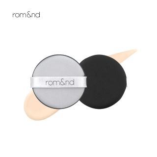【Romand】還你彈嫩氣墊粉撲(2入)