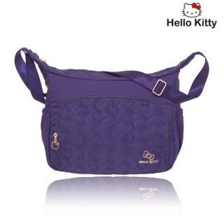 【HELLO KITTY】快意之旅-側背包-大(KT01R06)