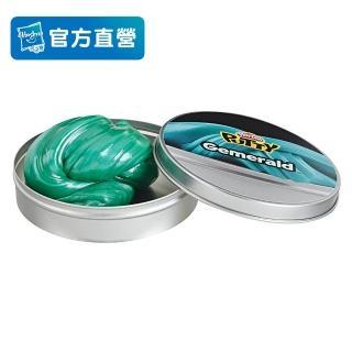 【PLAYDOH 培樂多】特殊黏土系列(無毒 科學黏土單罐 藍綠色 E8792)
