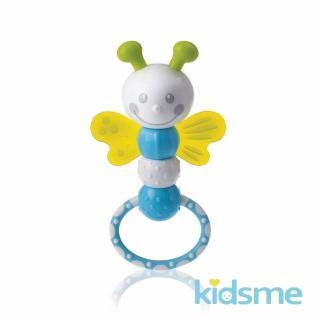 【kidsme】蜻蜓拉環固齒器(玩具)