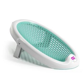 【OKBABY】嬰兒柔軟沐浴躺椅(折疊式)